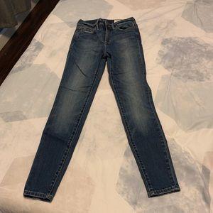 Treasure & Bond High Rise Jeans